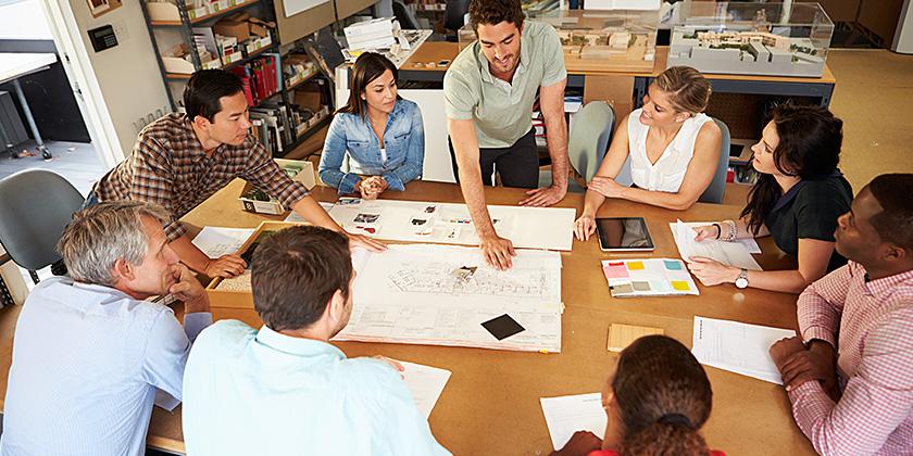 Gestão de Projetos de Arquitetura e Engenharia