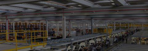 Arquitetura industrial completa e estruturada